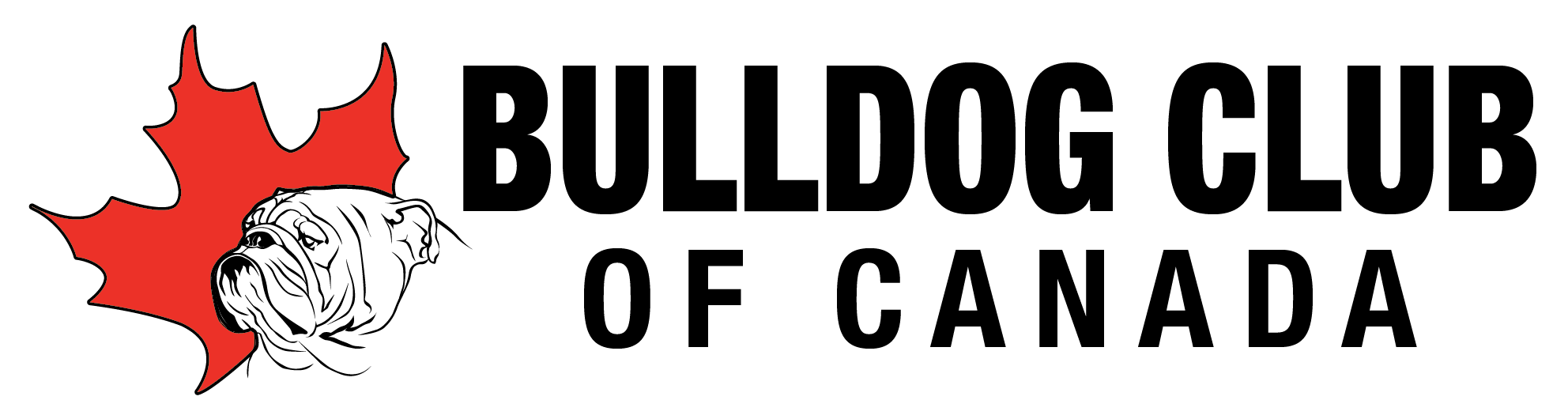 Bulldog Club of Canada Logo