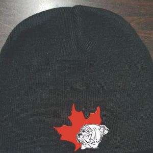 Black BCC Logo Toque